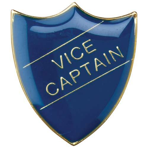 School Shield Badge (Vice Captain)