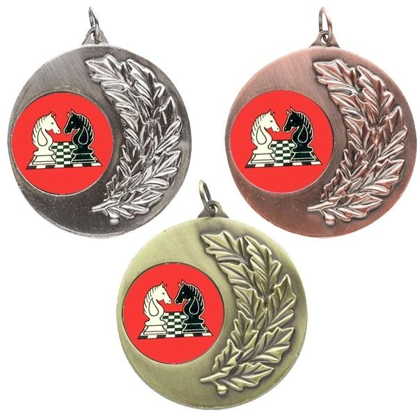 Chess Laurel Medals