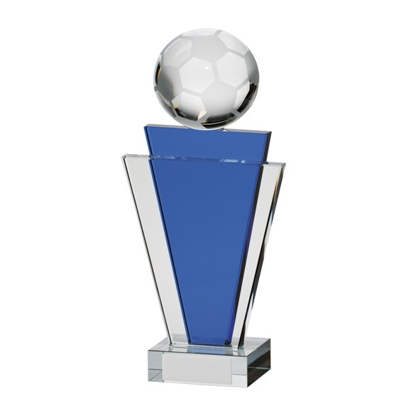 Gauntlet Football Crystal Award