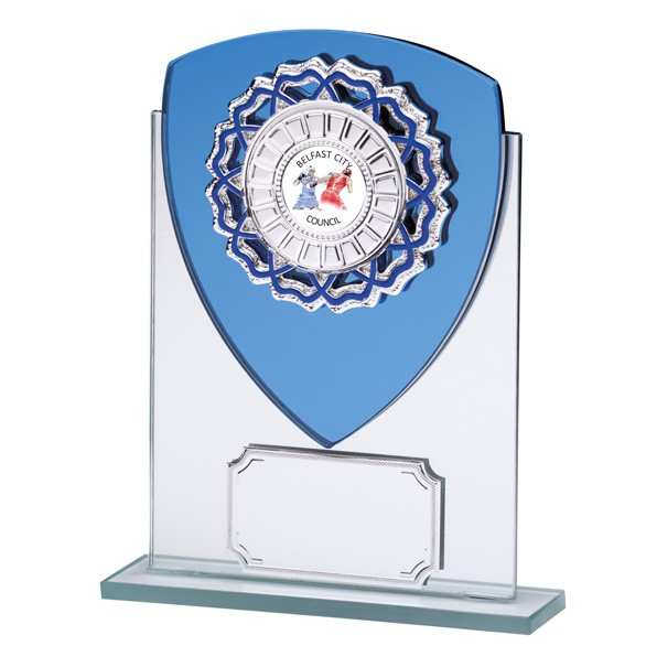 Trojan Shield Mirror Multi Sport Award