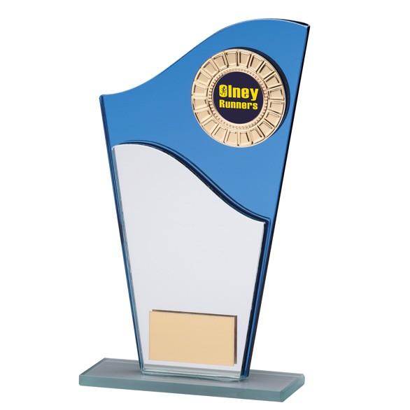 Marine Wave Mirror Multi Sport Award