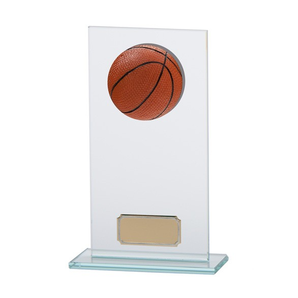 Horizon Jade Glass Basketball Award