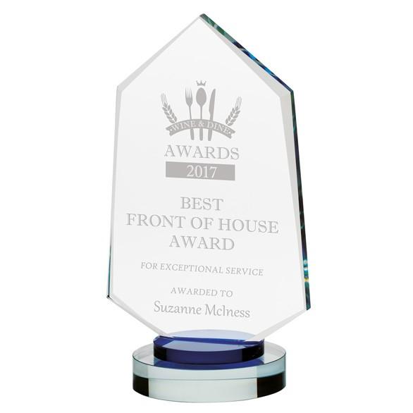 Aura Optical Crystal Award
