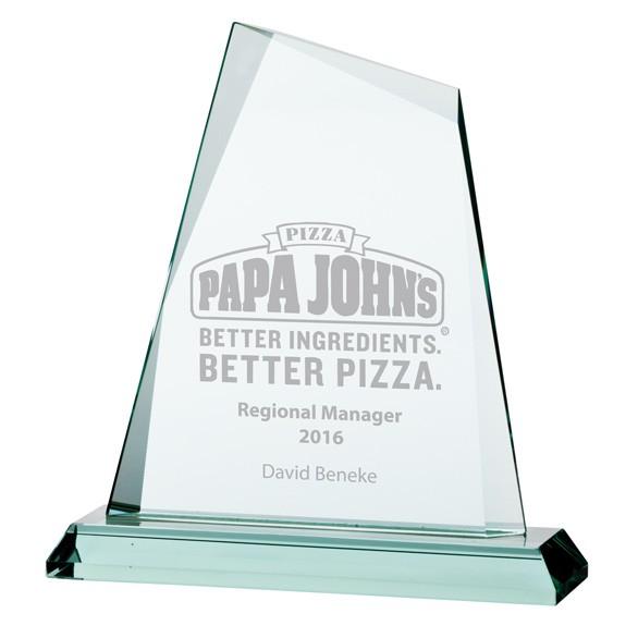 Jade Montagne Crystal Award
