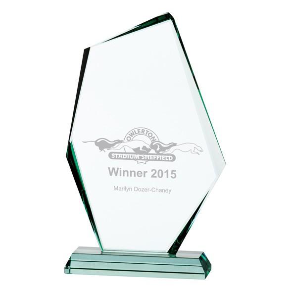 Jade Discovery Crystal Award