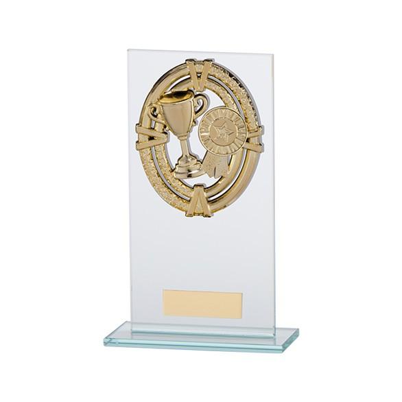 Maverick Legacy Glass Achievement Gold
