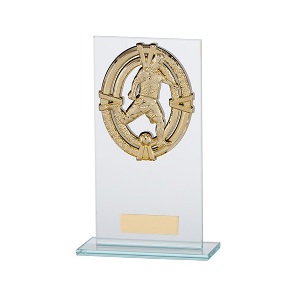 Maverick Legacy Football Player Gold