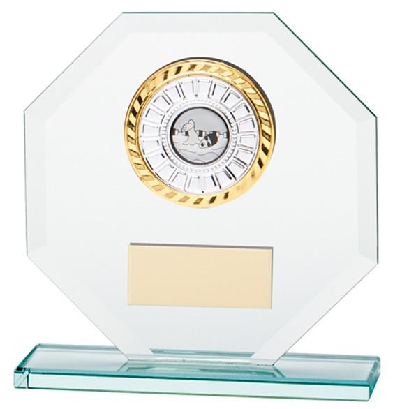Jade Oblivion Multisport Crystal Award