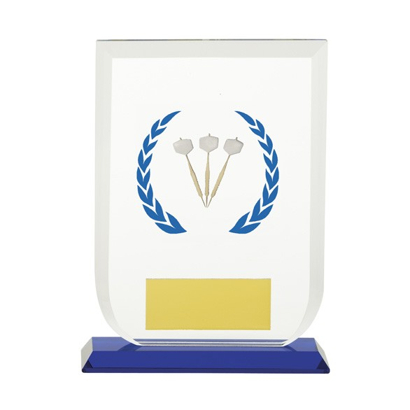 Gladiator Darts Glass Award