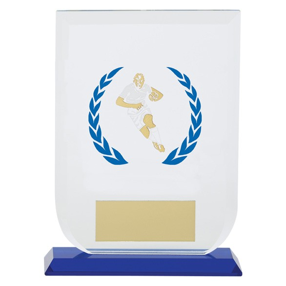 Gladiator Rugby Glass Award