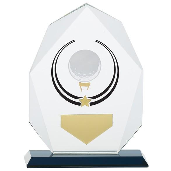 Glacier Golf Glass Award