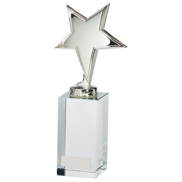 Endeavour Star Silver Crystal Award