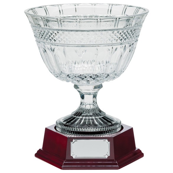Lindisfarne Eternity Crystal Vase