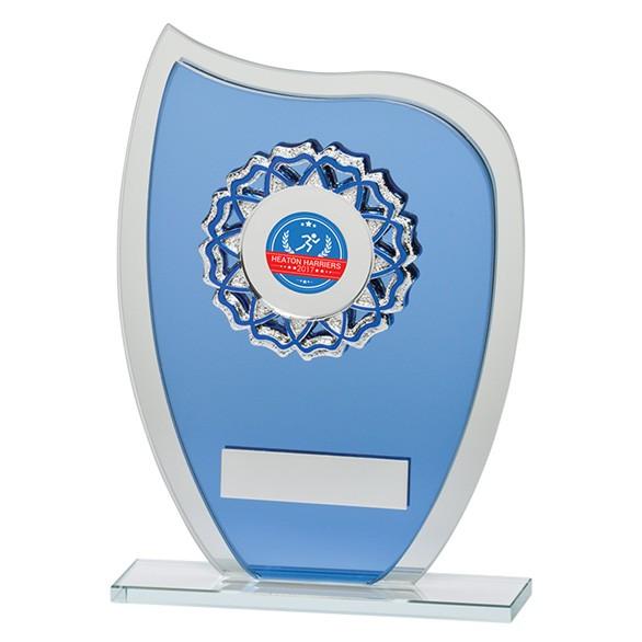 Aqua Storm Multisport Glass Award