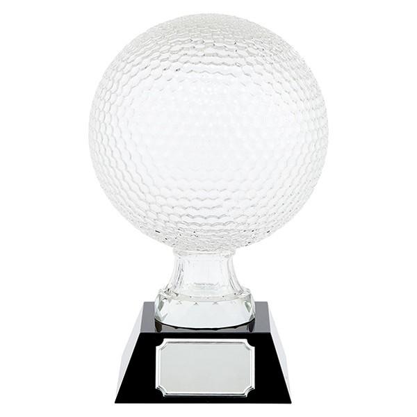 Supreme Golf Crystal Award