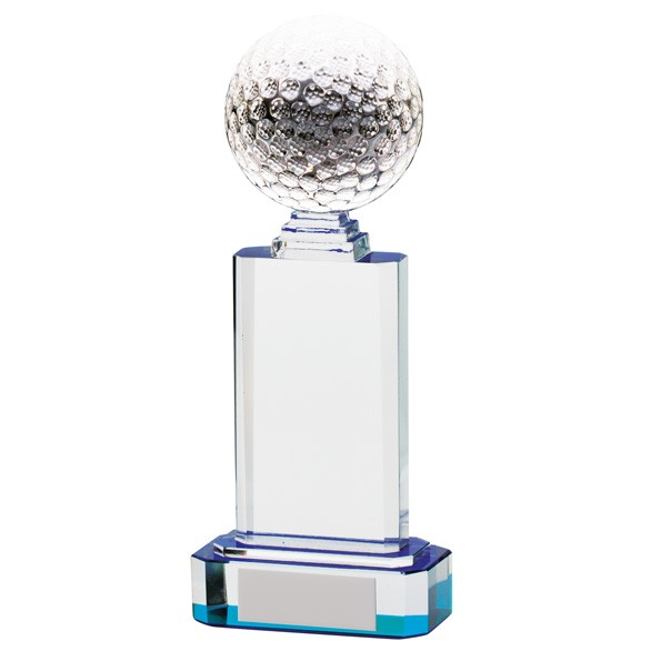 Alpha Crystal Golf Award
