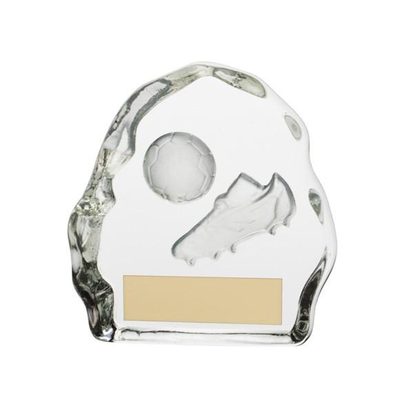 Sub-Zero Football Glass Award