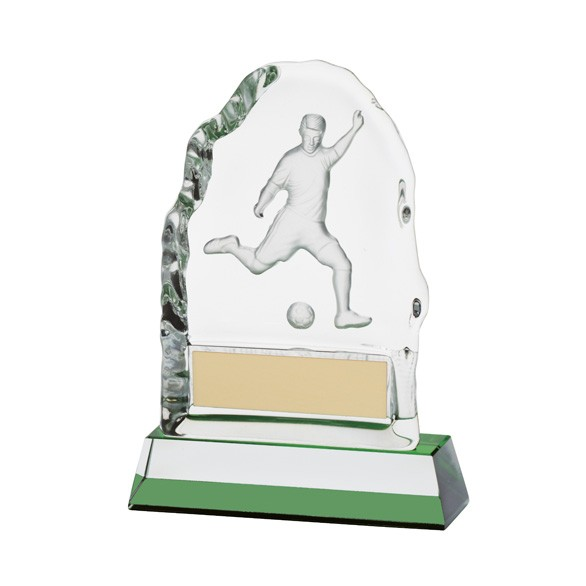 Challenger Football Crystal Award
