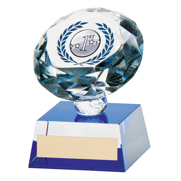 Diamond Spirit Crystal Multi Sport Award