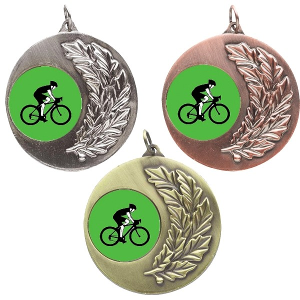Cycling Laurel Medals