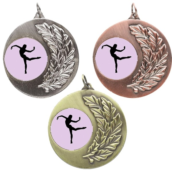 Dance Laurel Medals