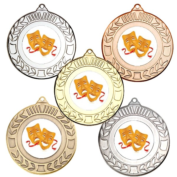 Drama Wreath Medals