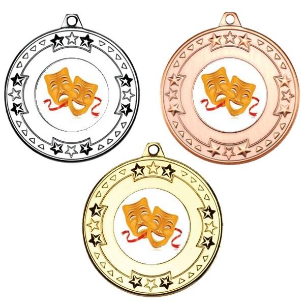 Drama Tri Star Medals