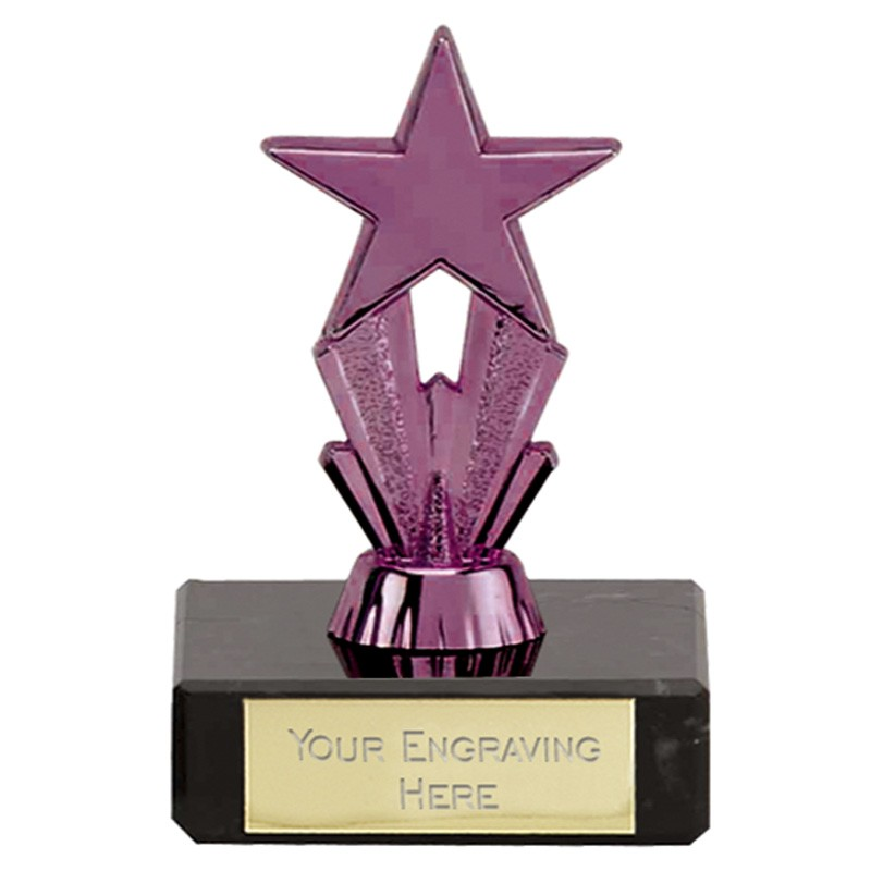 Micro Star Purple Trophy