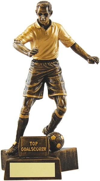 Top Goalscorer Football Trophy