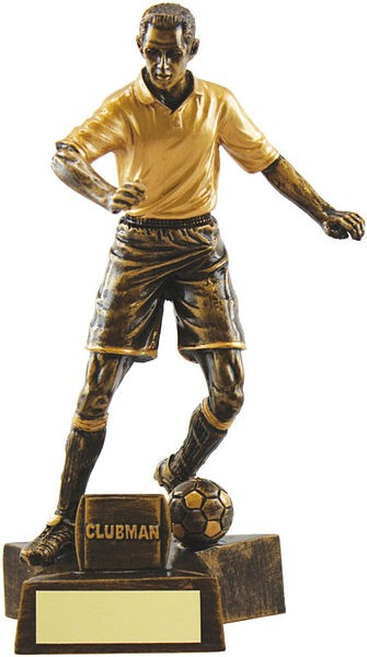 Clubman Football Trophy