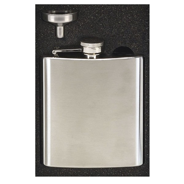 Vision Satin Polish 6oz Flask