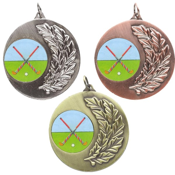 Hockey Laurel Medals