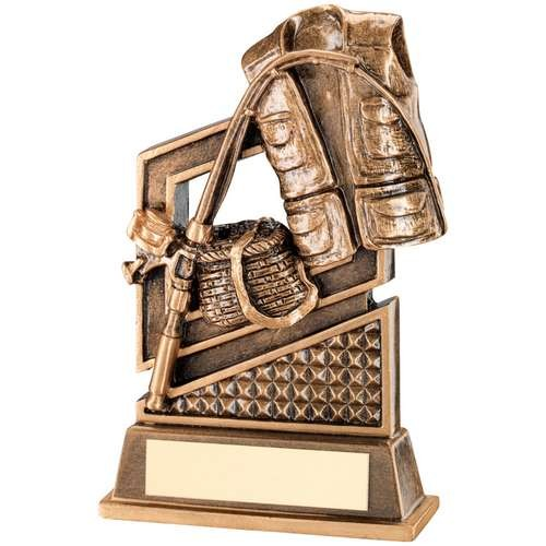 Bronze/Gold Angling Diamond Series Trophy