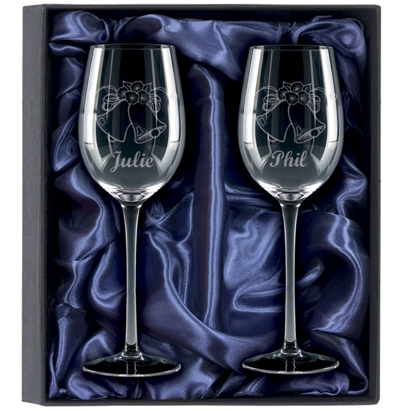 2 Glasses Gift Set