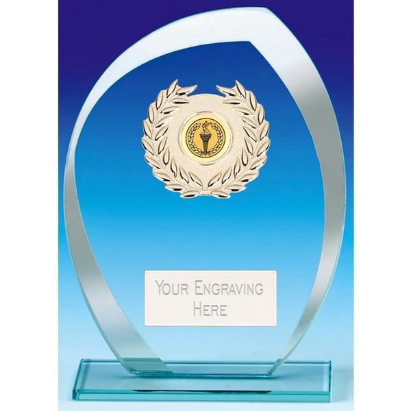 Infinity Glass Trophy