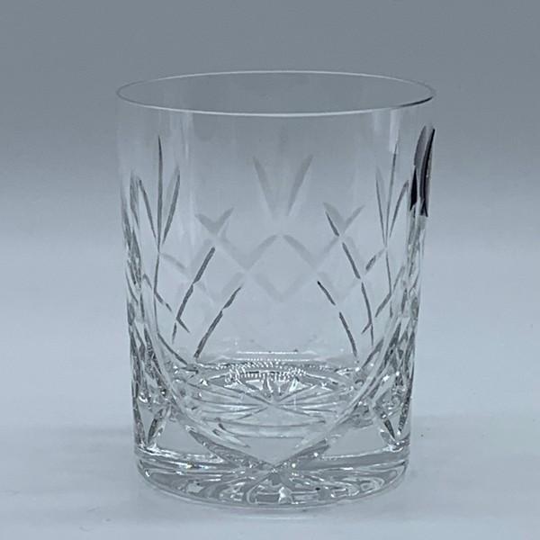 Panelled Whisky Tumbler