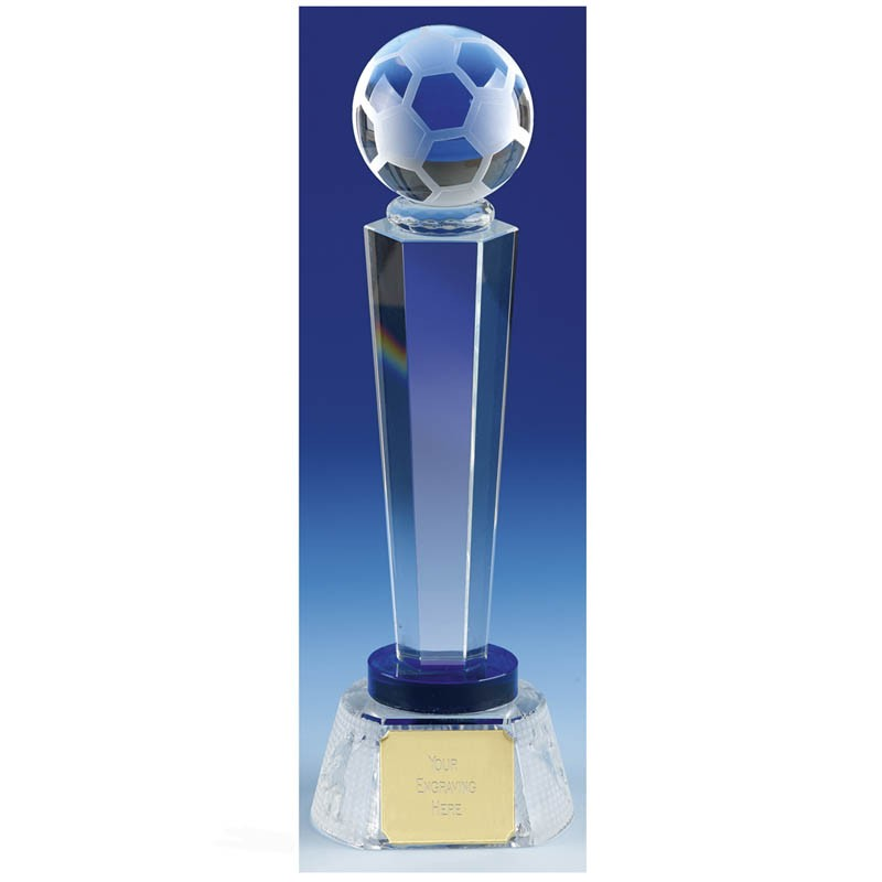 Agilty Football Crystal Award