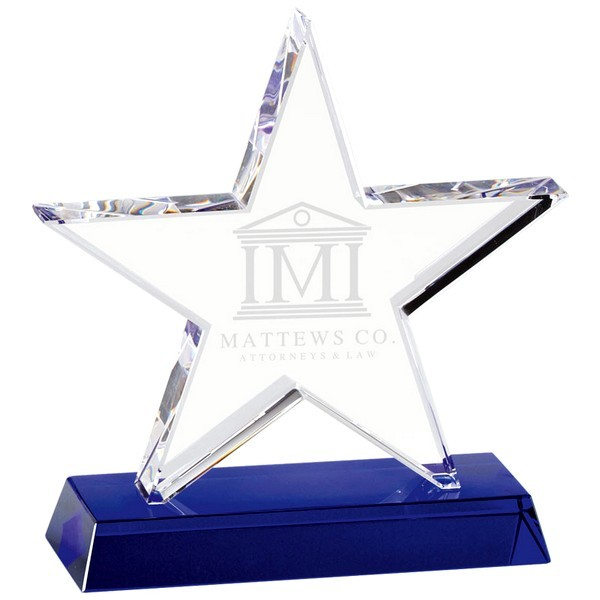 Premium Star Crystal