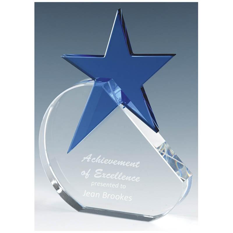 Aquamarine Star