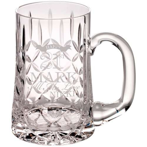 Glass Tankard - 610ml