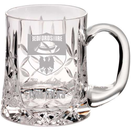 Glass Tankard - 435ml
