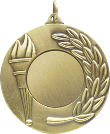 Victory Torch Medal