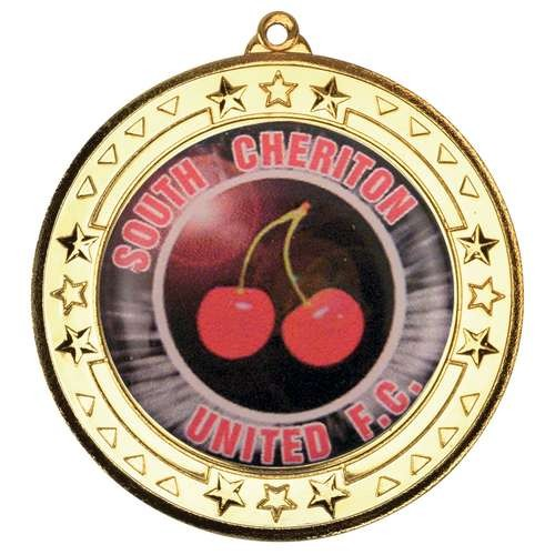 Tri-Star Medal