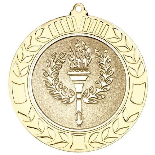Wreath Medal - 2.75 inch
