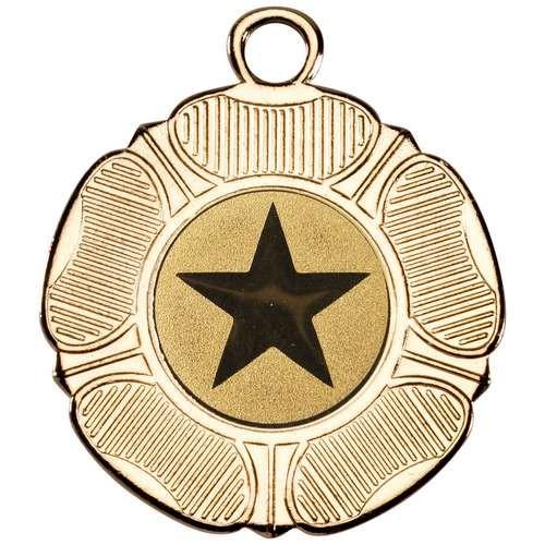 Tudor Rose Medal