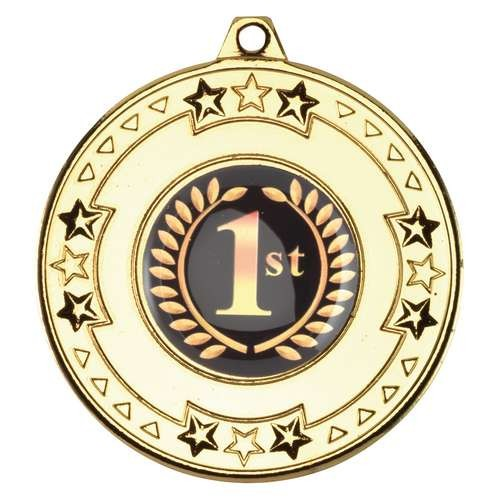 Tri Star Medal