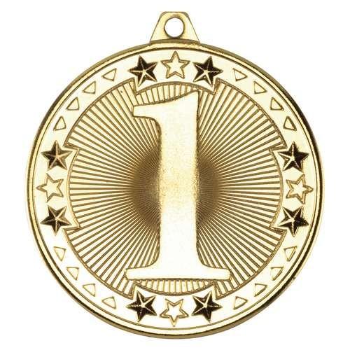 Tri Star' Medal