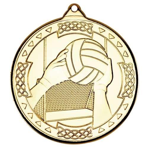 Gaelic Football Celtic Medal