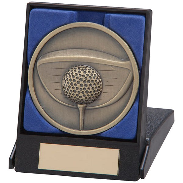 Links Series Golf Driver Medal In Box