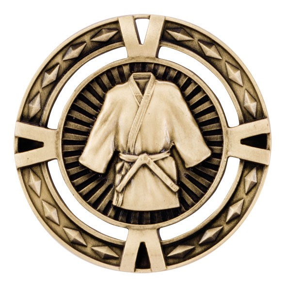 V-Tech Series Medal - Martial Arts